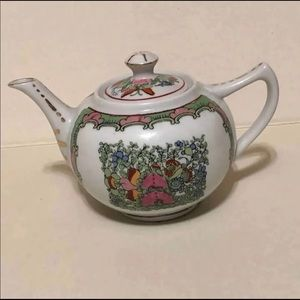Vintage Hand Painted China Teapot